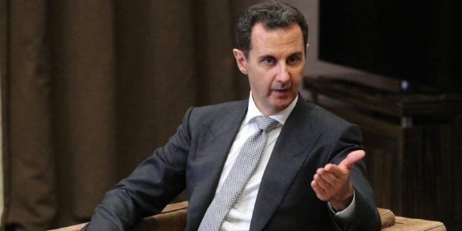 الرئيس الأسد: اردوغان يدعم الإرهاب وأوروبا تتعامل معه بوجهين