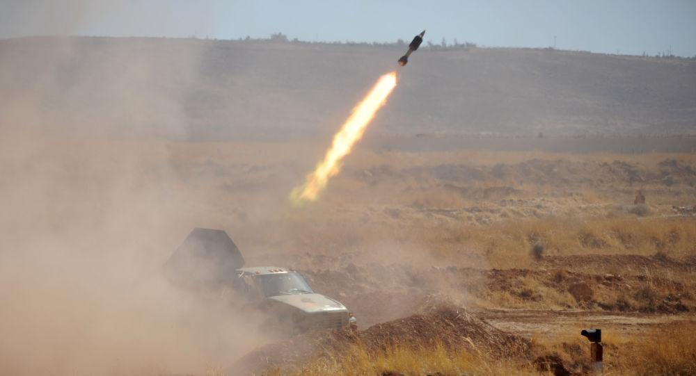 """Photo of بتمهيد مدفعي وجوي… الجيش يبدأ """"عملية عسكرية"""" بريف إدلب"""