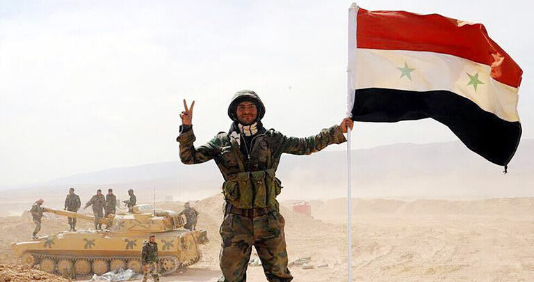 Photo of Syrian Arab Army liberates Islamin and al-Rayyan villages in Idleb eastern, southeastern countryside