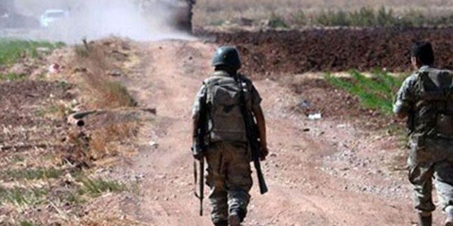 Photo of مقتل جندي تركي وإصابة ستة خلال العدوان على الأراضي السورية