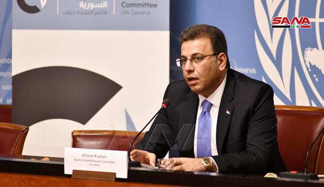 Photo of الكزبري: لا مانع من وضع دستور جديد شريطة أن يحافظ على الثوابت الوطنية