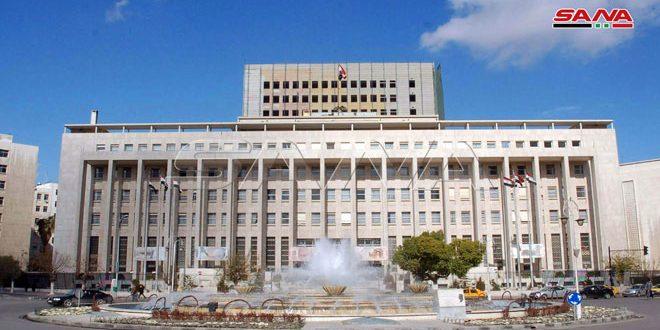 Photo of المركزي يصدر الآلية التنفيذية لقرار وزارة الاقتصاد والتجارة الخارجية المتعلق بتمويل المستوردات