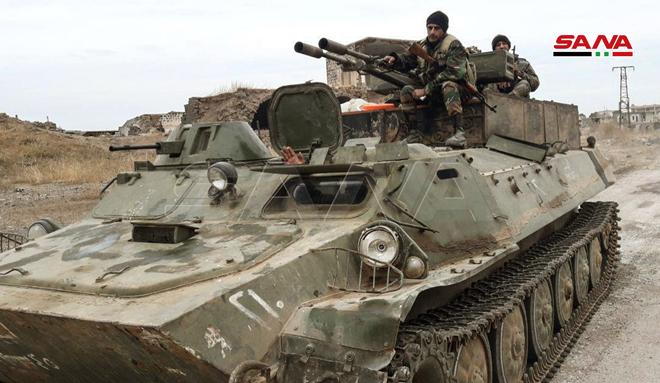 Photo of انجازات نوعية للجيش بريف إدلب الجنوبي الشرقي (صور-فيديو)