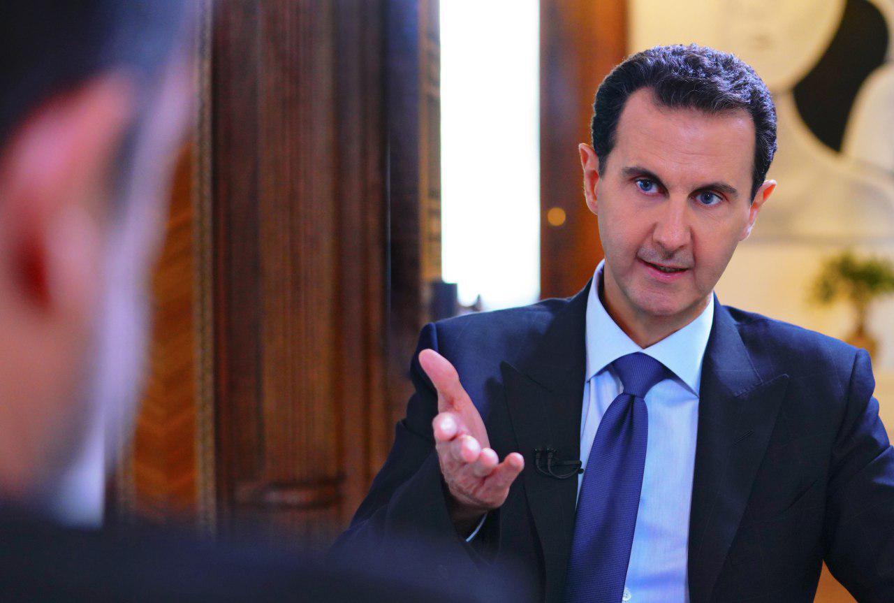Photo of النص الكامل لمقابلة الرئيس الأسد مع مجلة باري ماتش الفرنسية