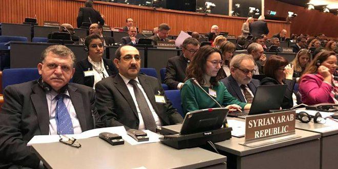 """Photo of سوريا تُطالب """" منظمة حظر الأسلحة الكيميائية"""" بقعد جلسة خاصة لمناقشة التقرير المُحَرّف"""