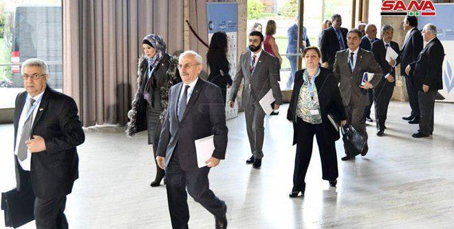 اللجنة المصغرة لمناقشة الدستور تتابع اجتماعاتها لليوم الثالث على التوالي