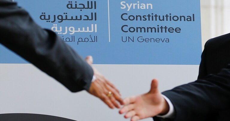 Photo of قائمة أسماء اللجنة الدستورية السورية المصغرة