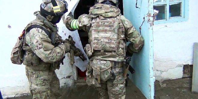 """Photo of الأمن الروسي يعتقل خلية تمول إرهابيي """"داعش"""" في سوريا"""
