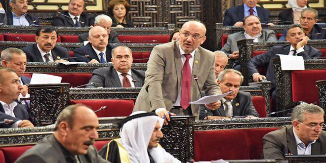 Photo of مجلس الشعب يوافق على تعديلات لجنة الشؤون الدستورية والتشريعية بما يخص قانون مجلس الدولة