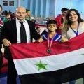 Syria's team wins twelve medals at Arab Championship of Gymnastics