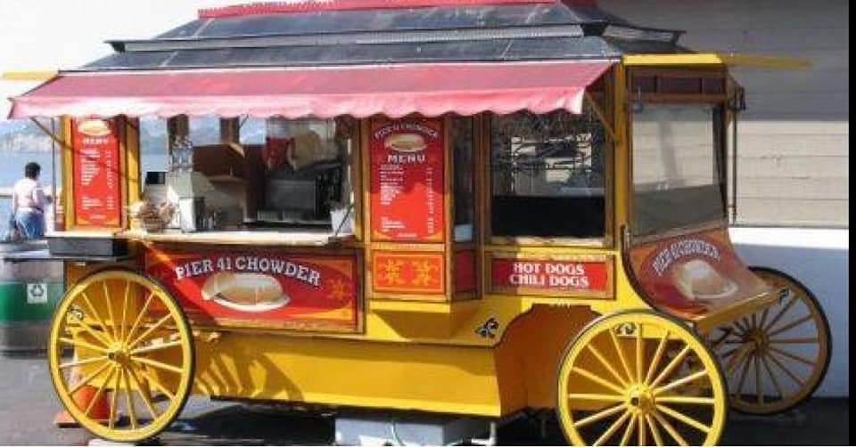 Photo of عربات إطعام متنقلة تأخذ الصفة السياحية