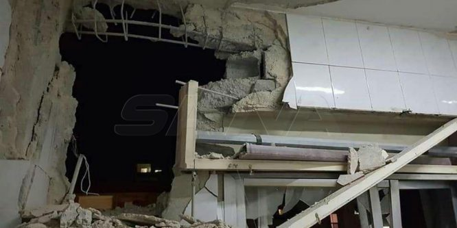 محافظة ريف دمشق تتكفل بترميم المنازل المتضررة جراء العدوان الاسرائيلي