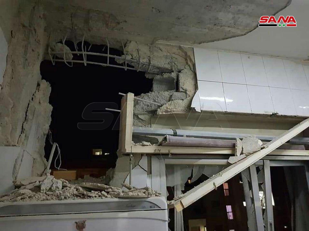Photo of محافظة ريف دمشق تتكفل بترميم المنازل المتضررة جراء العدوان الاسرائيلي