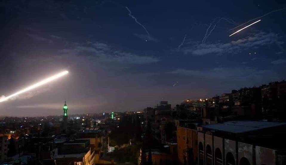 Photo of Military source : Israeli warplanes fired several missiles from the direction of both the Occupied Golan