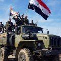 وحدات الجيش تبدأ انتشارها في المناطق الحدودية بريف القامشلي