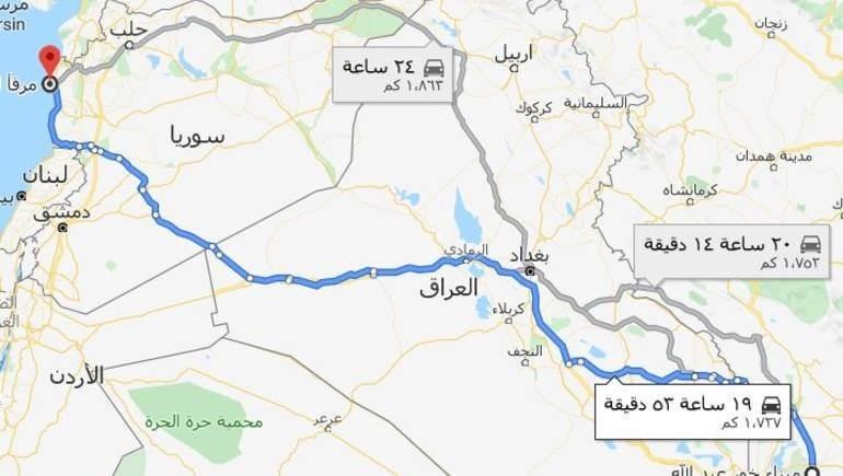 Photo of خطة لربط ميناء الخميني الإيراني باللاذقية السوري على المتوسط