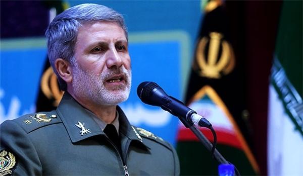 Photo of وزير الدفاع الإيراني: قواتنا الأمنية أحبطت مخطط الأعداء لإثارة الفوضى في إيران
