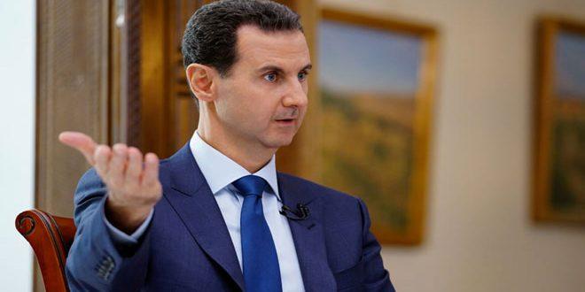 Photo of الأسد: مشكلتنا بدأت بـ50 دولاراً قطرياً