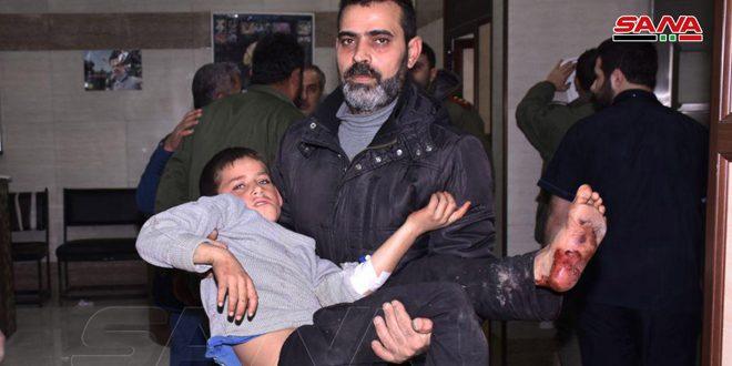 Photo of حلب… استشهاد طفل وجرح أخرين بقصف إرهابي على أحياء السكنية