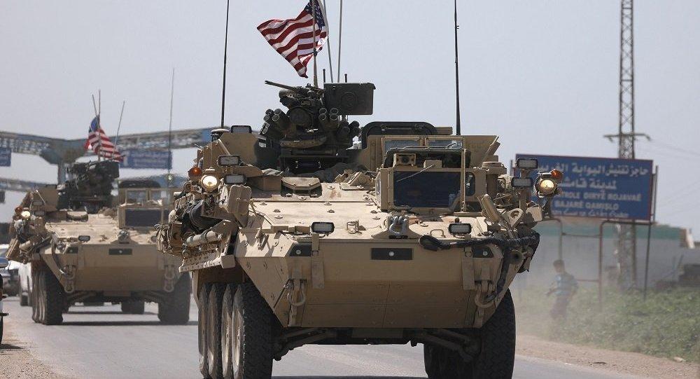Photo of قافلة عتاد أمريكية من 30 شاحنة تعبر الحدود العراقية إلى الحسكة