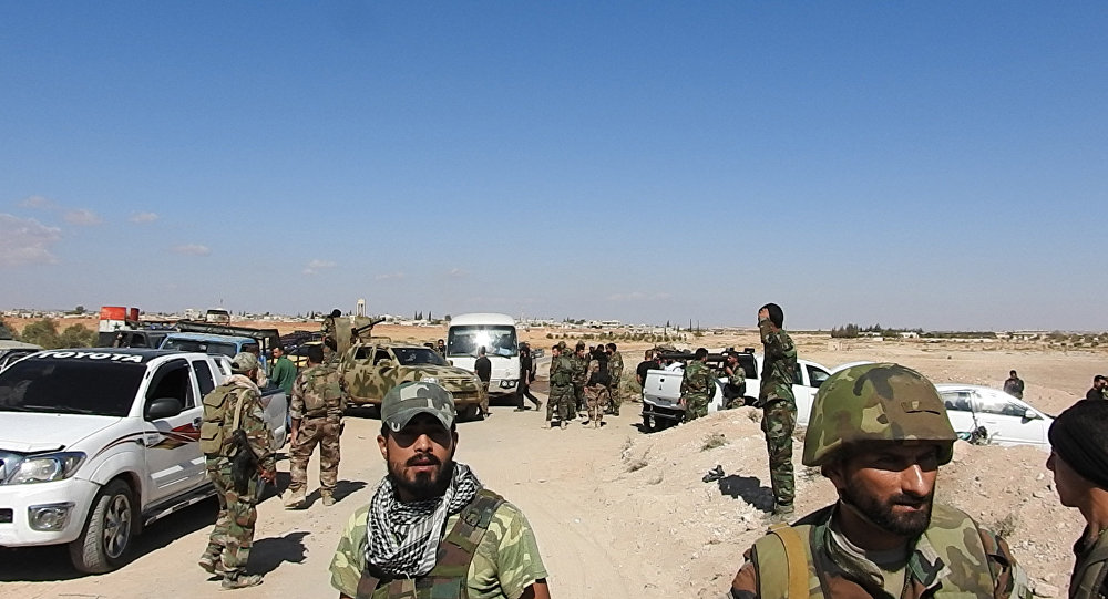 """Photo of تقدم نوعي للجيش بريف إدلب.. """"جرجناز-الغدفة"""" عيونا خضر"""