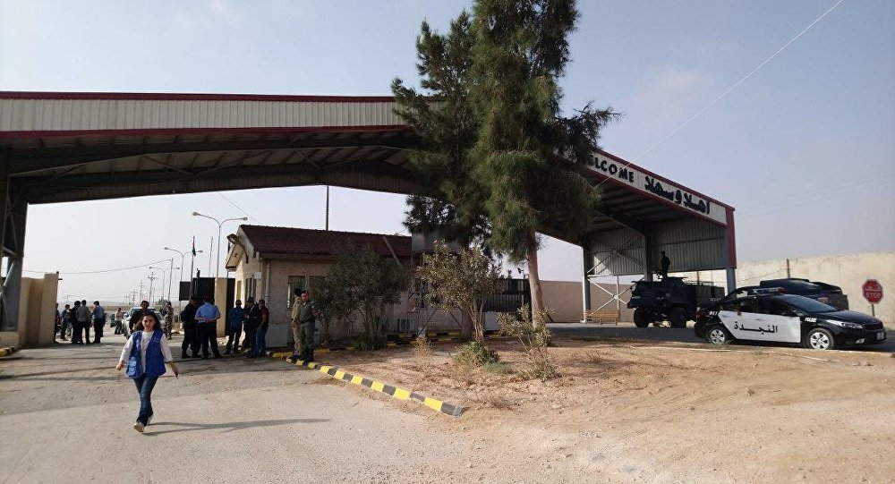 "Photo of اتفاق ""أردني – سوري"" لتذليل عقبات النقل والتجارة"