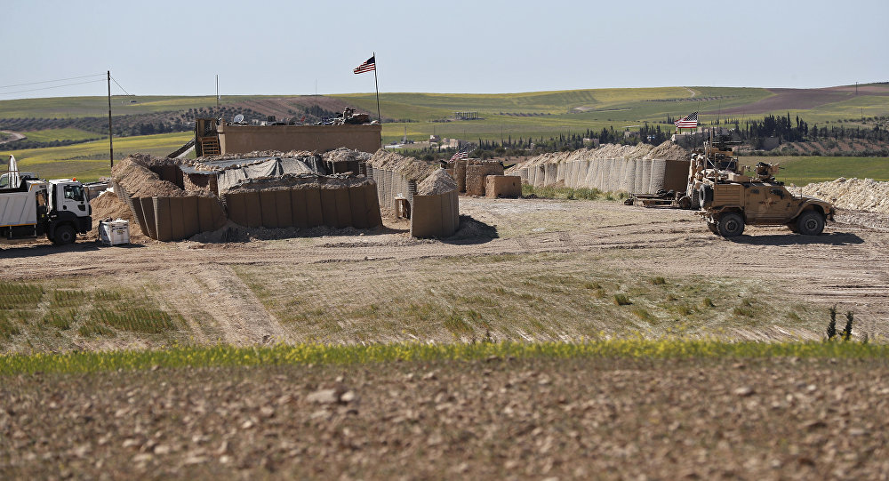 Photo of من العراق.. 20 شاحنة أمريكية عسكرية تدخل الحسكة