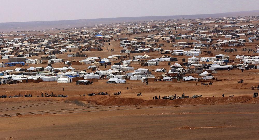 "Photo of مساعي ""روسية- إردنية"" لحل مسألة مخيم الركبان للاجئين"