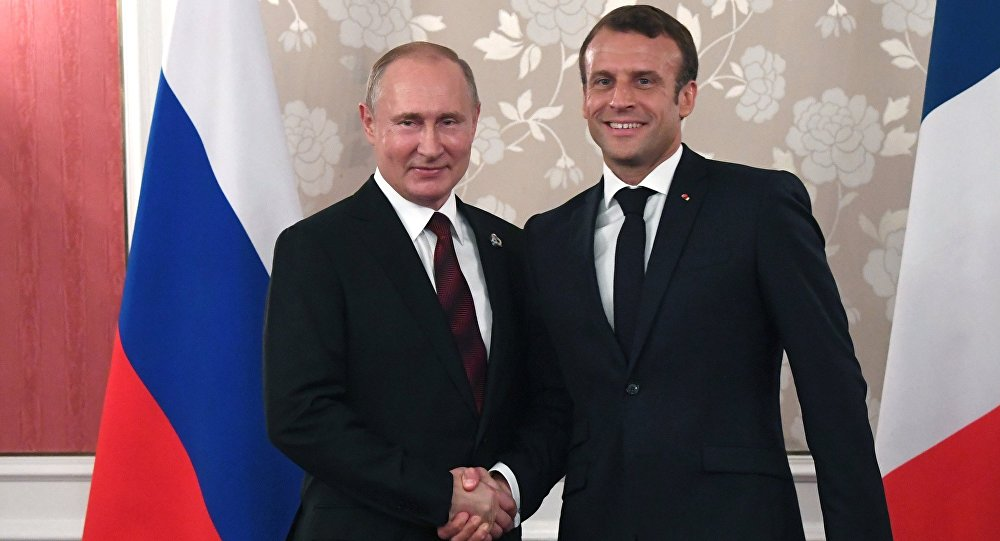 Photo of خطوات روسية – فرنسية لحل الأزمة الليبية