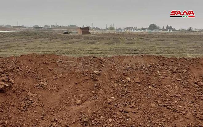 """Photo of الجيش يُثبت نقاطاً جديدة على الطريق الدولي """"الحسكة-حلب"""""""