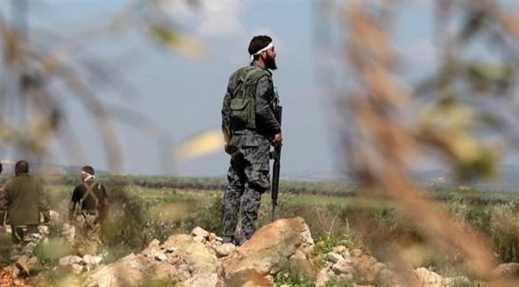 "Photo of ""طائرة مجهولة"" تقضي على 3 إرهابيين في عفرين"