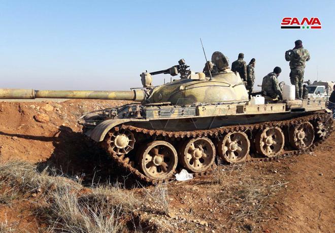 """Photo of """"ريف إدلب"""".. الجيش يُحرر ست قرى جديدة بالريف الجنوبي"""