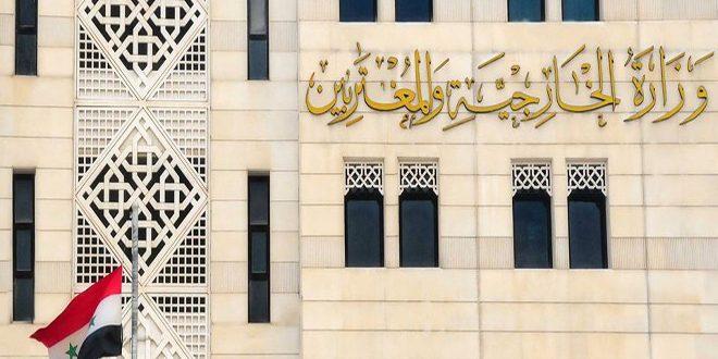 Photo of دمشق: أي آراء من أمريكا أو غيرها لن تؤثر على عمل لجنة مناقشة الدستور