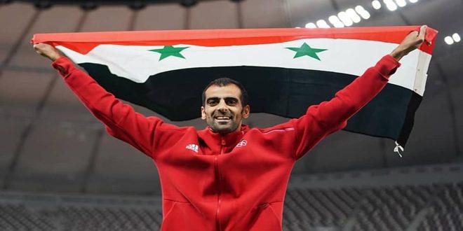 Photo of مجد الدين غزال يتأهل إلى أولمبياد طوكيو 2020