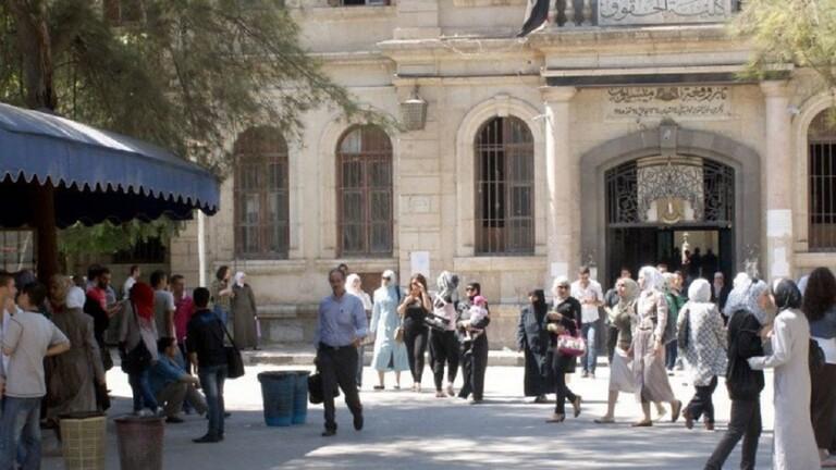 "Photo of جامعة دمشق تمنع ""النقاب"" بعد ضبط شباب بلباس منقبات داخل وحدات سكن الفتيات"