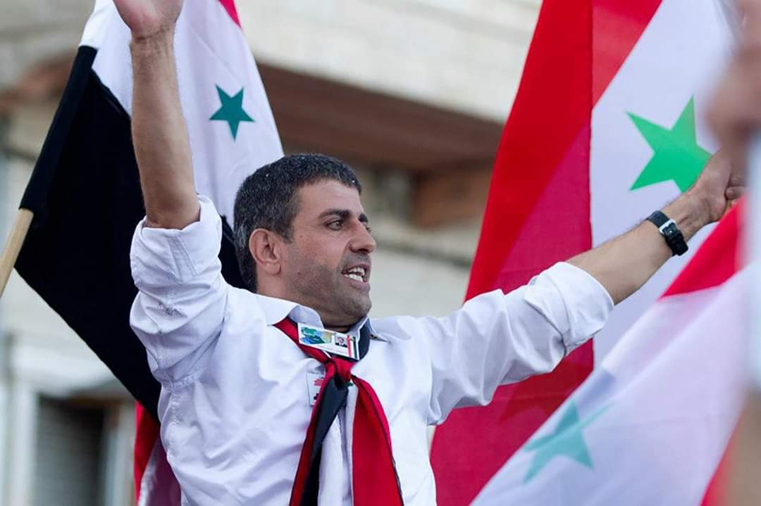 "Photo of سيد الوطن بشار الأسد يوجه رسالة لمنديلا سوريا ""صدقي المقت"""
