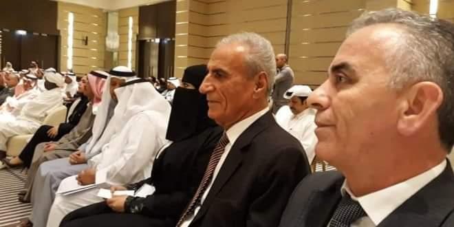 Photo of وفد إعلامي سوري برئاسة موسى عبد النور يزور الرياض