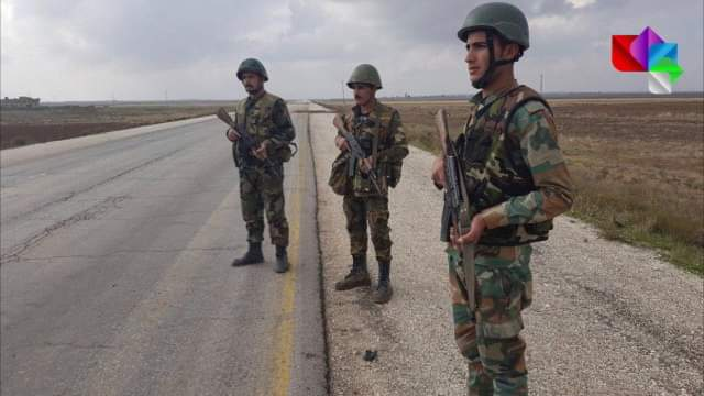 Photo of Hasaka-Aleppo International Highway reopened after completing army units' deployment
