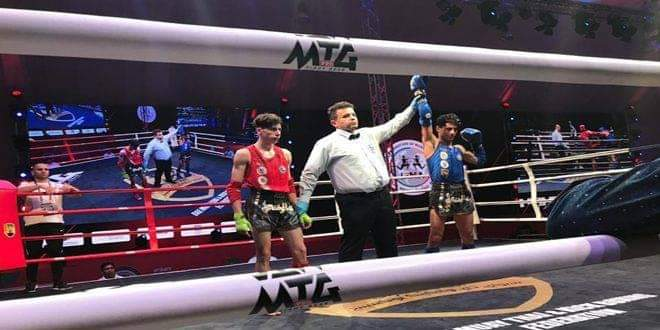 Photo of Syria wins 2 bronze medals in Asian Muay Thai Championship