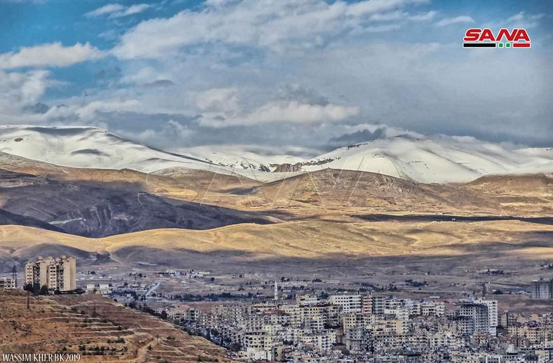 Photo of غداً.. أمطار رعدية وثلوج في المرتفعات