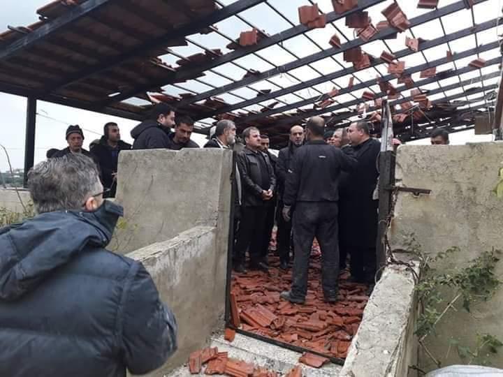 Photo of اضرار مادية بقصف إرهابي على القرداحة