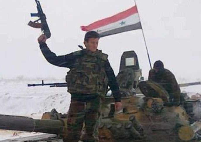"""Photo of الجيش يتصدى لهجوم إرهابيي في محور""""جرجناز-التح"""" بريف ادلب"""