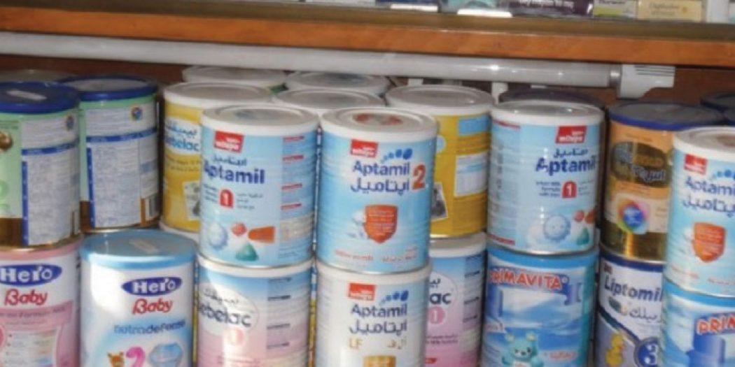 Photo of نقابة الصيادلة تنفي وجود أي ارتفاع على أسعار حليب الأطفال
