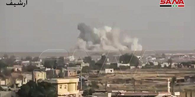 Photo of 9 شهداء بعدوان تركي علي تل رفعت بريف حلب