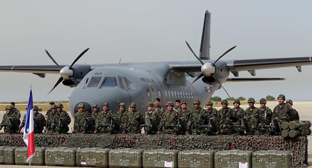 Photo of فرنسا تنشر قوات خاصة في شبه الجزيرة العربية والخليج