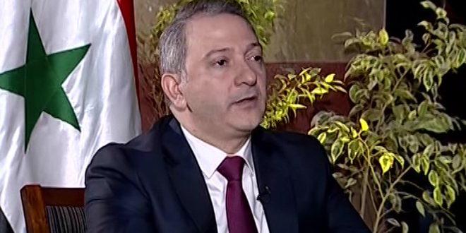 Photo of حاكم مصرف سوريا: هناك إجراءات وقائية لتخفيف الضغط على المواطن السوري
