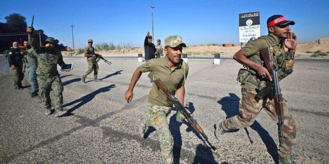 بيان للجيش العراقي حول القصف الإيراني للقواعد الامريكية