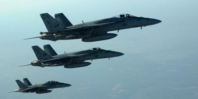 مجدداً… عدوان امريكي ضد قوات الحشد الشعبي العراقي