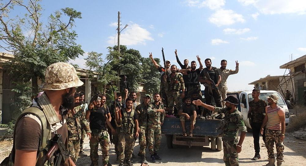 Photo of مركز المصالحة الروسي: الجيش السوري يصد هجوماً إرهابياً بريف ادلب