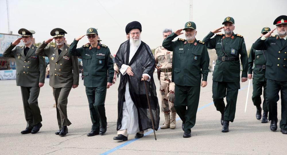 """Photo of بيان """"الحرس الثوري الايراني"""" حول قصف القواعد الأمريكية في العراق"""